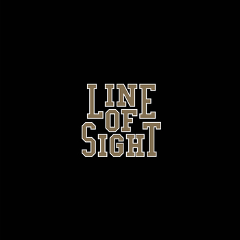 "LINE OF SIGHT ""Line Of Sight"" 12""  (black)"