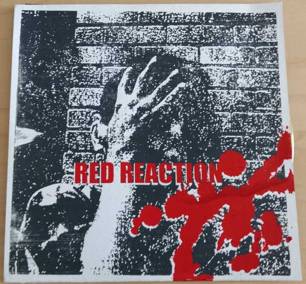 "RED REACTION  ""Red reaction"" EP"